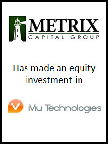 METRIX Capital Group makes Equity Investment in iViu Technologies